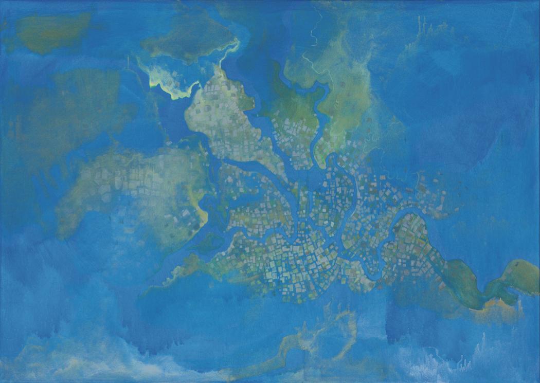 Überflug – Atlantisprojekt